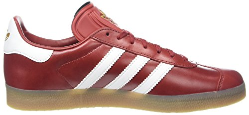 adidas Herren Gazelle Fitnessschuhe, Rot, 41 EU Verschiedene Farben (Rojmis / Ftwbla / Dormet)