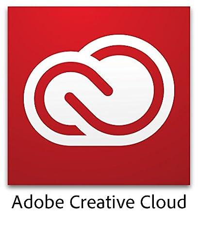 Adobe Creative Cloud - 1 Jahreslizenz - multilingual [MAC &