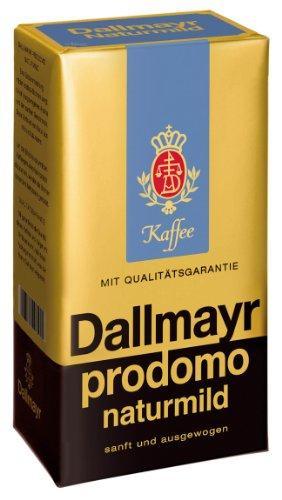 Preisvergleich Produktbild Dallmayr Kaffeebohnen Prodomo naturmild 500 g