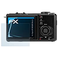 FX-Clear Film Protection d'écran par atFoliX, ultra claire, adapté pour Sigma DP1/DP2/DP3 (Merrill)Le FX-Clear DP1/DP2/DP3 (Merrill) Protecteur d'écran est un film protecteur optique haute technologie conçu pour les écrans à haute résolution.Ultra-tr...