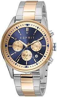 ESPRIT Men's Terry Fashion Quartz Watch - ES1G209M