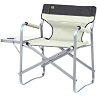 Coleman Deck Chair with Table, Khaki