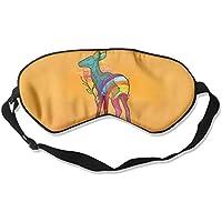 Multicolor Animals Deer Digital Sleep Eyes Masks - Comfortable Sleeping Mask Eye Cover For Travelling Night Noon... preisvergleich bei billige-tabletten.eu