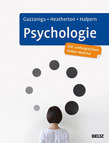 Psychologie: Mit Online-Material