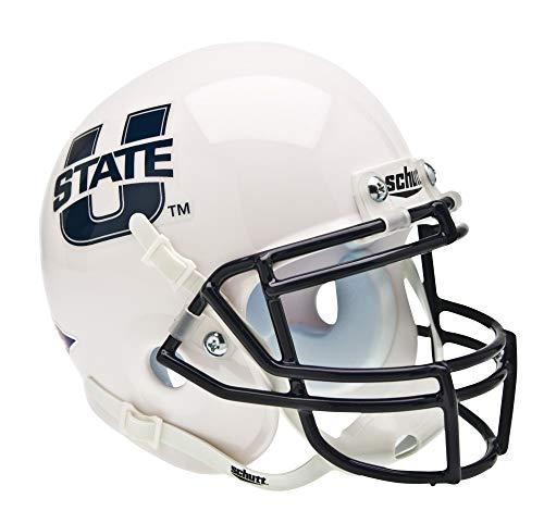Schutt NCAA Utah State Aggies Sammlerstück Mini-Helm -