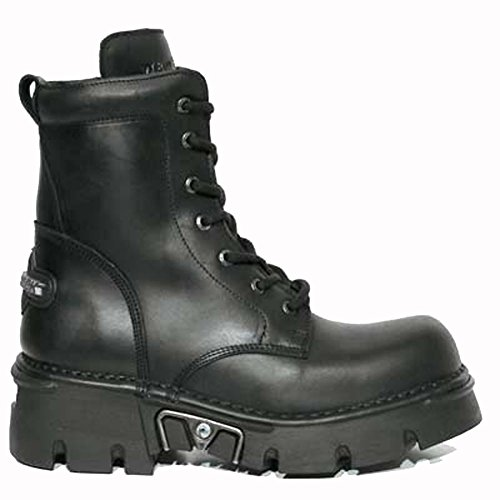 New Rock M 563 S1 Stivali Uomo Black
