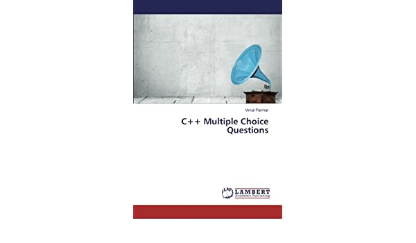 Buy C++ Multiple Choice Questions Book Online at Low Prices in India