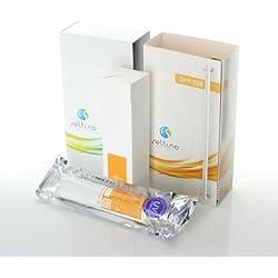 Seltino - Filtre à eau SWP-508 pour réfrigérateur Whirlpool, Ariston, Smeg, Bauknecht refrigerator. Replace SBS002, 4396508