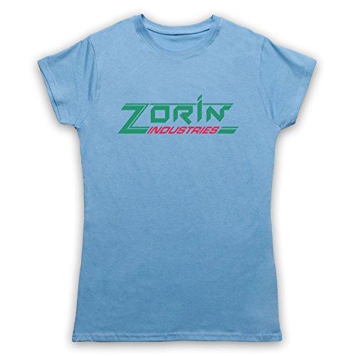 Inspiriert durch James Bond A View To A Kill Zorin Industries Inoffiziell  Damen T-Shirt