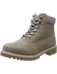 64fde1ba9 Amazon.es: Gris - Botas / Zapatos para mujer: Zapatos y complementos