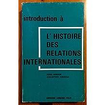 Introduction à l'histoire des relations internationales.