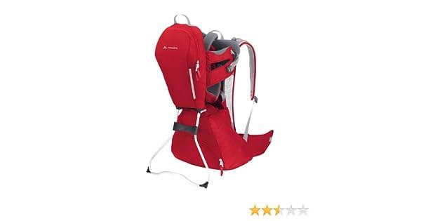514a8537551 VAUDE Wallaby Porte-bébé Homme Rouge 78 x 35 x 20 cm  Amazon.fr  Sports et  Loisirs