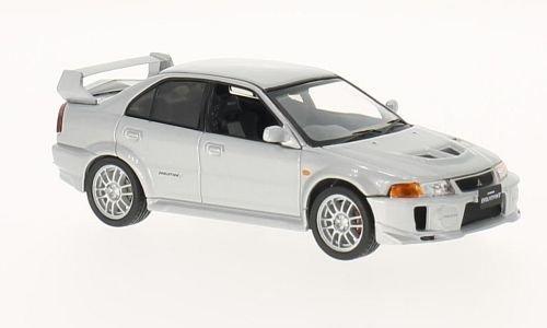 whitebox-wb214-mitsubishi-lancer-evo-v-rs-1998-silver-143-modellino-die-cast