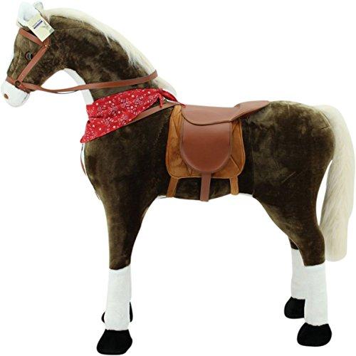 Sweety Toys 3501 GIANT XXL Riesen Pferd Plüschpferd MY FAVORITE Stehpferd