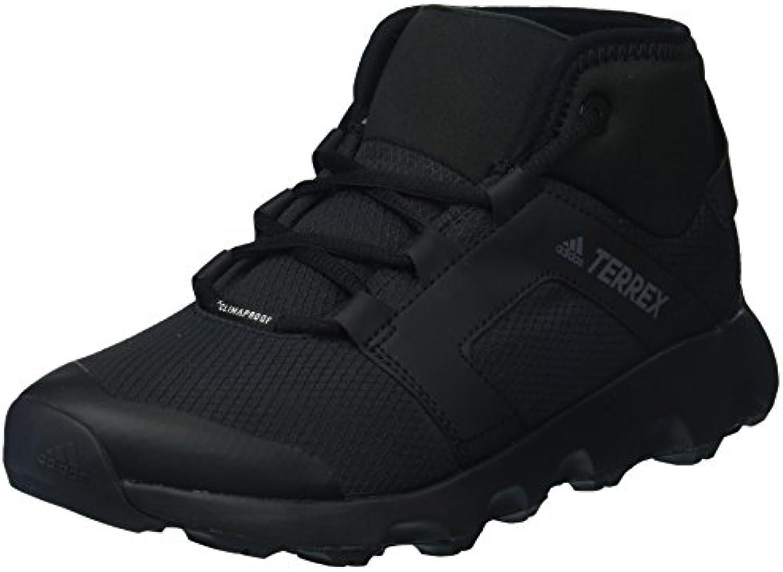 finest selection 05ab2 b7619 adidas outdoor Women s Terrex Voyager Voyager Voyager CW CP W Walking Shoe,  Black Black Chalk White, 8 M US B01N0XWKPT Parent c55774
