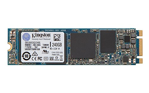 Kingston SM2280S3G2/240G - Disco SSDNow M.2 SATA G2 de 240 GB