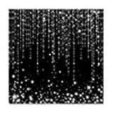 Best Black Diamond Shower Tiles - CafePress - STAR SHOWER - Tile Coaster, Drink Review