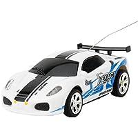 AmaMary Mini Remote Control Car 1:58 Multicolor Mini Speed RC Radio Remote Control Micro Racing Car Toy Gift - Compare prices on radiocontrollers.eu