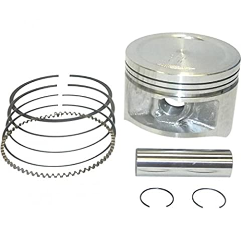 WSM Piston Kit - Standard Bore 69.00mm 50-229K