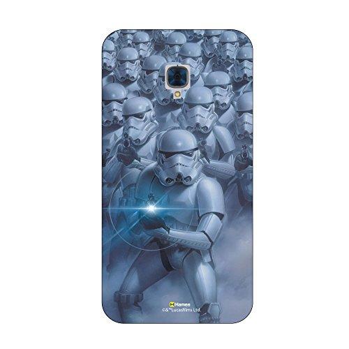 Hamee 831-013541-Htc620G Htc Desire 620G (Storm Trooper 2) Designer Cover Slim Fit Plastic Hard Back Case For Htc Desire 620G