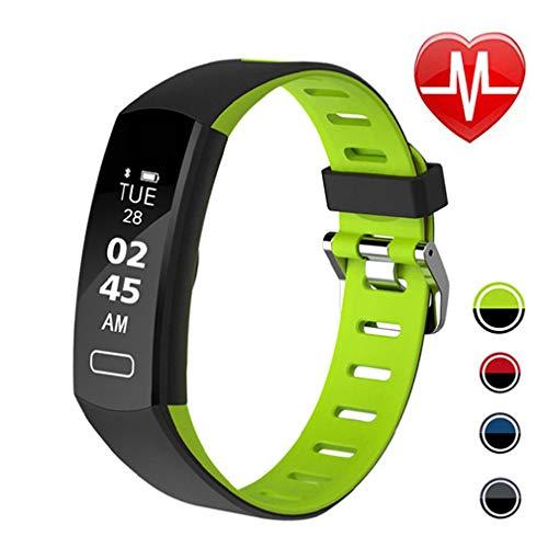 LIGE Fitness Tracker Pantalla a Color HR