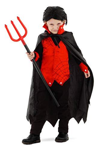 Folat 61407 Drakula Kostüm Junge, Costume, 116-134
