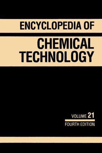 Encyclopedia of Chemical Technology : Index