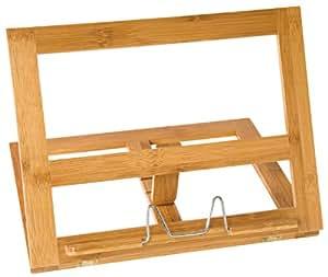 wedo 2113107 pupitre de lecture en bambou clair grande taille fournitures de bureau. Black Bedroom Furniture Sets. Home Design Ideas