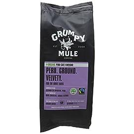 Grumpy Mule Cafe Femenino 227 g (Organic)