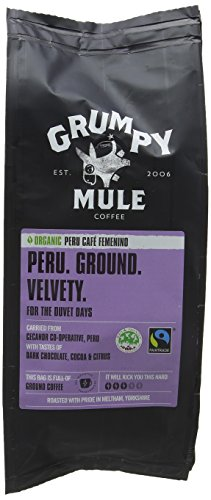 , Grumpy Mule Cafe Femenino 227 g (Organic), Best Coffee Maker, Best Coffee Maker