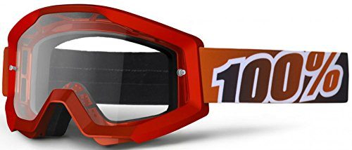 100-percent-strata-clear-goggle-fire-red