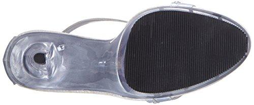 Favolosi Sandali Lip-156 Mini-plateau Satin Beige Satin Satinato / Clr