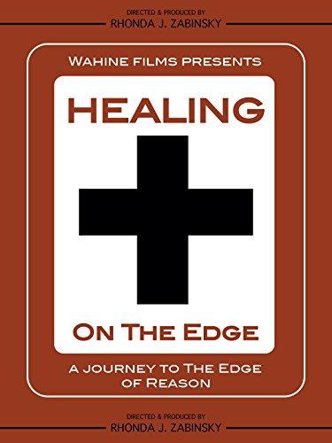 Healing On The Edge Cover