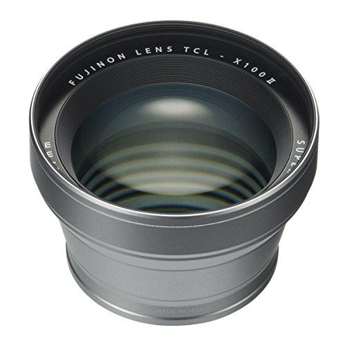 Fujifilm tcl-x100II Tele Conversion Lens-Silber (16534730)