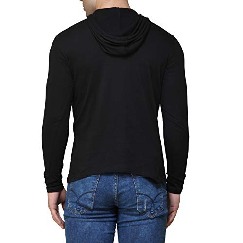 24a639f9b637 57% OFF on Perfect Creations Men's Cotton and Leather Full Sleeve ...