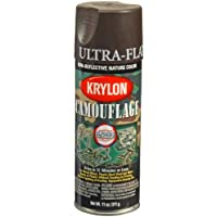 KRYLON Camouflage Paint with Fusion Technology (Brown)