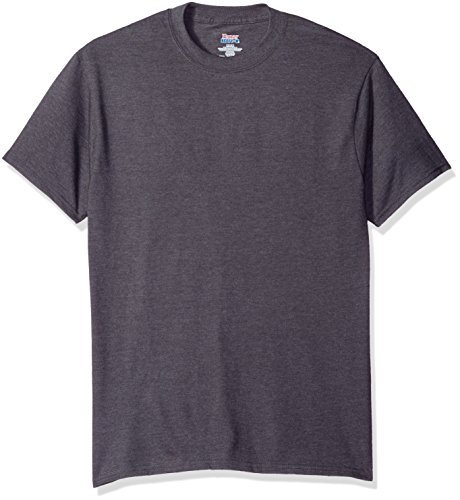 hanes-beefy-camiseta-manga-corta-para-hombres-oro-gris-humo-x-large