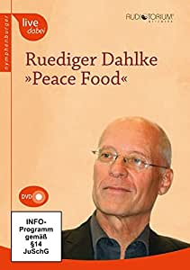 Peace Food, 1 DVD