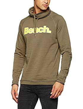 Bench Raglan High Neck, Felpa Uomo