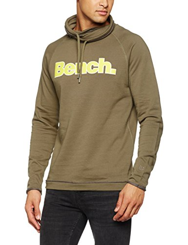 Bench Herren Kapuzenpullover Raglan High Neck