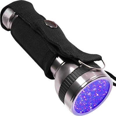 Alu 41 LED UV Licht Sport Taschenlampe Lampe Leuchte von Surepromise auf Lampenhans.de