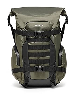 Gitzo Adventury 30L DSLR Camera Backpack, Green, GCB GCB AVT-BP-30