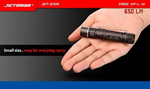 Jetbeam E10R Mini Taschenlampe - 8