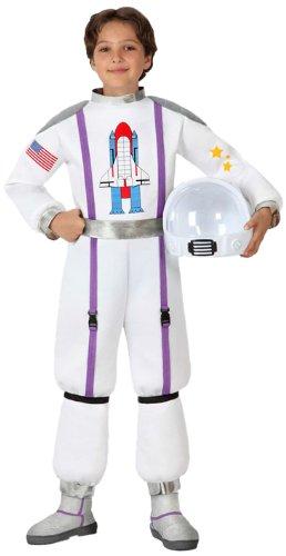 - Verkleidung Astronaut, Jungen, Größe: 116 (Astronaut Kostüm Bilder)