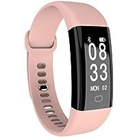 taottao deportes presión arterial/oxígeno ritmo cardíaco reloj inteligente Fitness muñeca ...