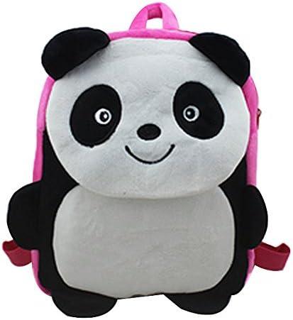 Les épaules de Cute Panda Panda Panda enfants Sac à dos Enfants peluche rose B01HPY7AMO | Des Styles Différents  b45265
