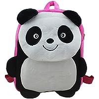 Les épaules de Cute Panda enfants Sac à dos Enfants peluche rose