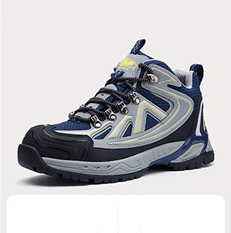 ZYFXZ Scarpe Scarpe Scarpe Antinfortunistiche Calzature Invernali Invernali in Acciaio elettrostatico, Scarpe da Uomo Traspiranti...   Ottima qualità  e11bbf
