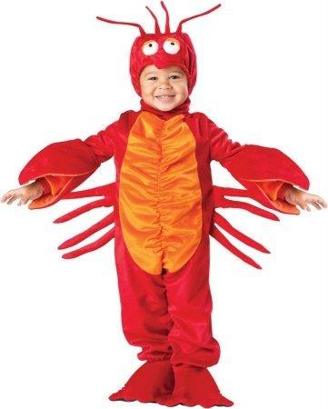 Hummer Kostüm für Babys - 4 Jahre