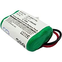 Dogtra CS-SDC17SL Akkus 150mAh Field Trainer SD-400, Field Trainer SD-400S, FieldTrainer SD-400, FR200, MH120AAAL4GC, SD-350, SD-400, SD-800, transmitters SD-400S, Wetland Hunter SD-400, Wetland Hunter SD-800, WetlandHunter SD-400 Camo, Wetlandhunter SD-400 Camo, WetlandHunter SD-800 Camo, SPORTDOG, DOGTRA, KINETIC, 4SN-1/4AAA15H-H-JP1, 650-058, DC-17, DC-17_5, MH120AAAL4GC, SDT00-11907